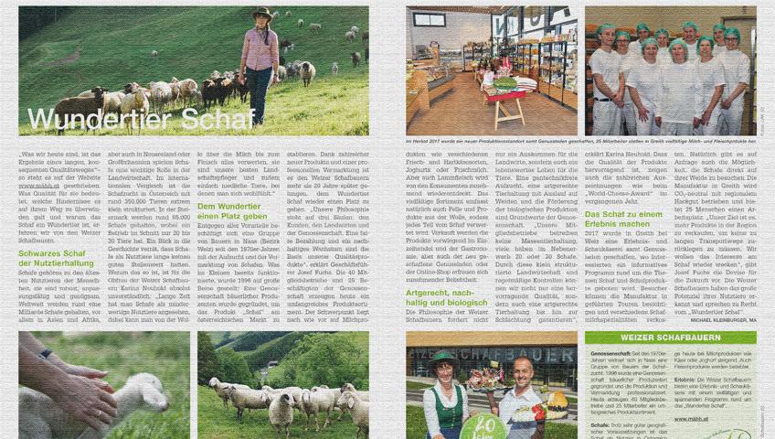 März-Ausgabe von Land- und Forstarbeit Heute
